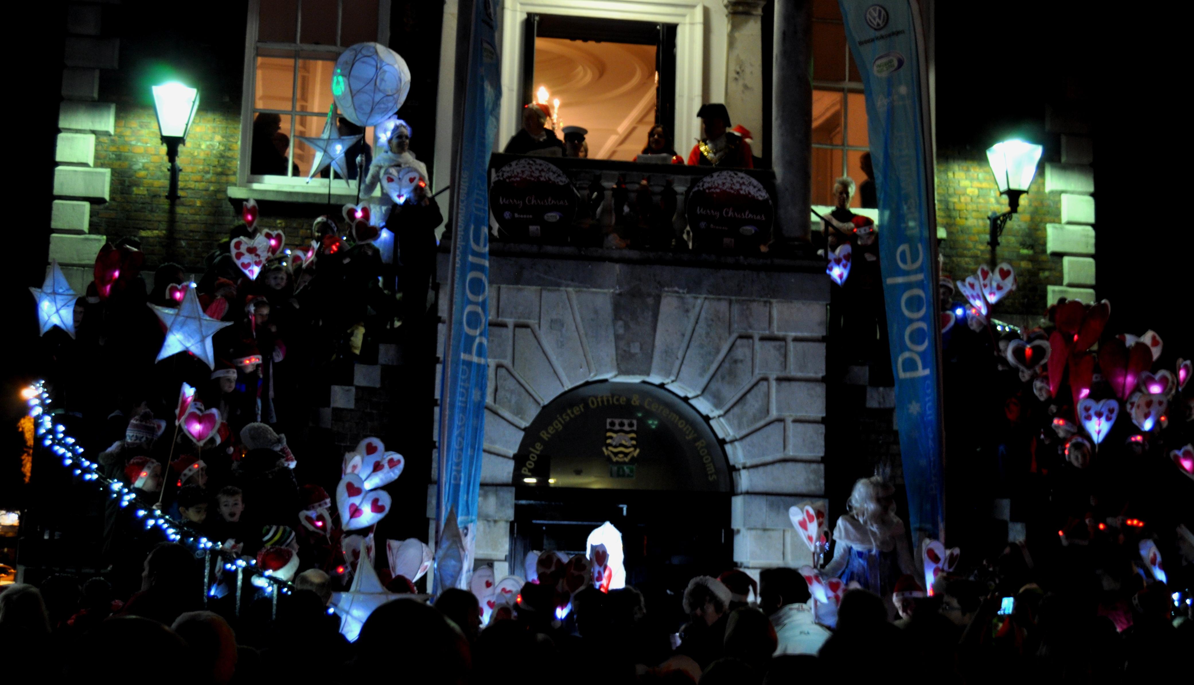 976Poole Lantern Procession