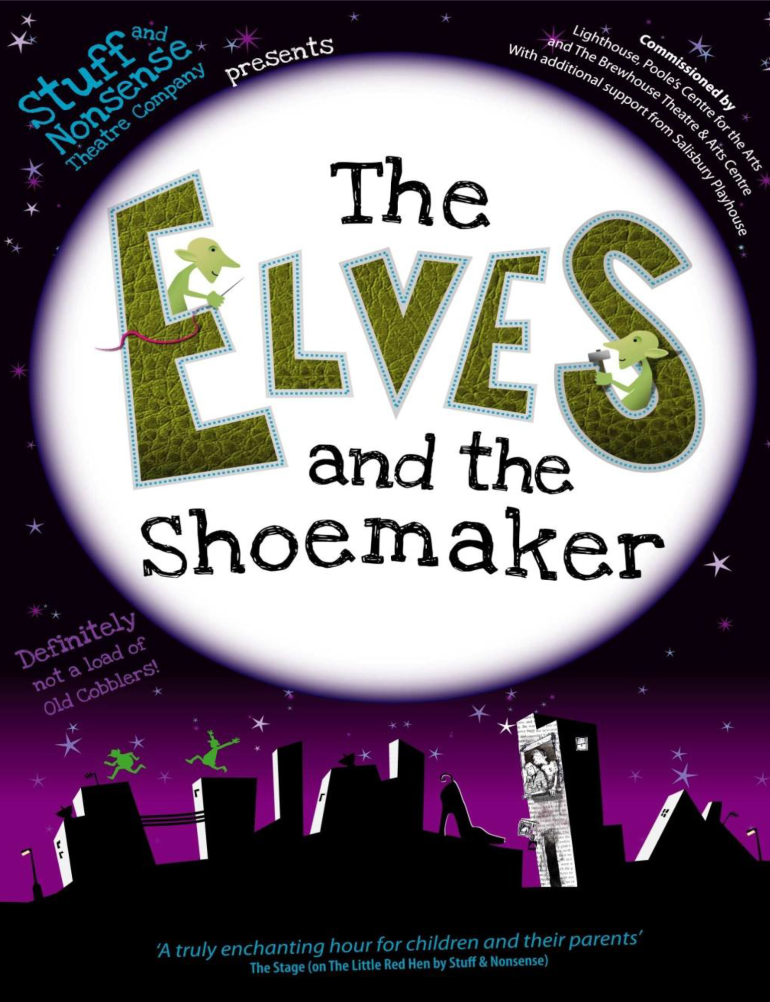 1156The Elves and the Shoemaker