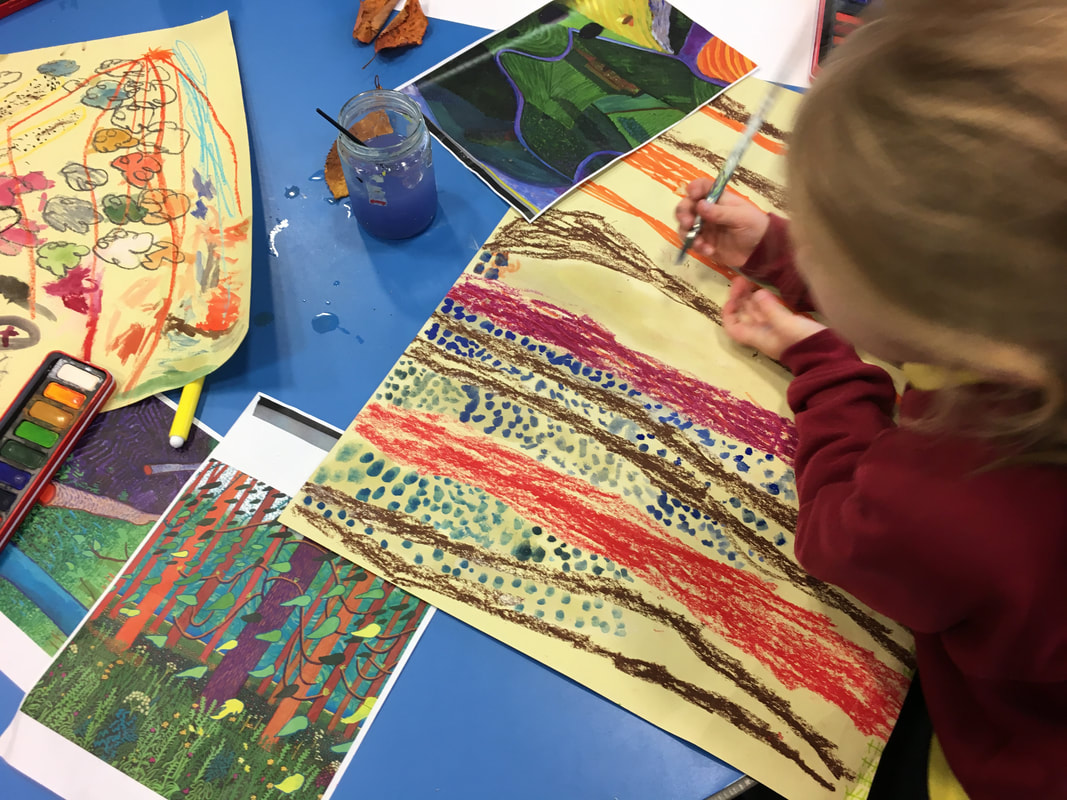 3091Art Workshops for KS1 and SEN: now open for booking