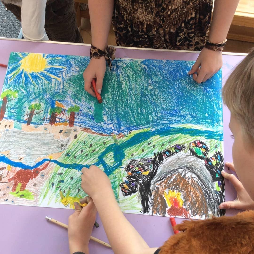 3307Creative Classrooms: Art CPD